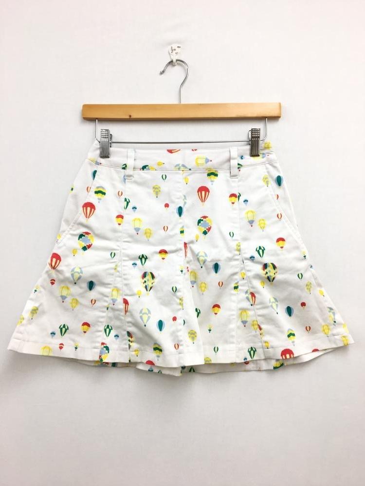 キャロウェイ スカート 気球柄